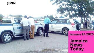 Jamaica News Today January 24 2020/JBNN