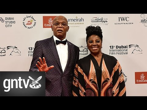 Samuel L  Jackson headlines Dubai International Film Festival opening