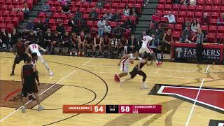 Highlights from the YSU Men
