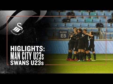 Highlights: Man City U23s v Swans U23s