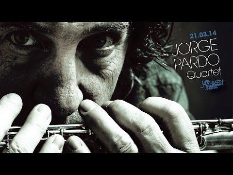 Concert Jorge Pardo Quartet Andorra 21.03.2014