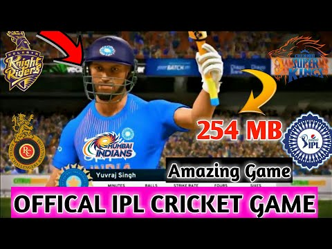 {254 MB} VIVO OFFICAL IPL CRICKET GAME WITH REALSTATIC AND HD GRAPHICS !! DOWNLOAD NOW