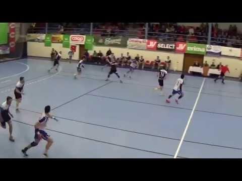 Kőnig-Trade Balmazújváros - Sport 36-Komló:20-19 (10-9)