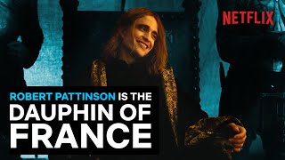 Robert Pattinson's First Scene In The King