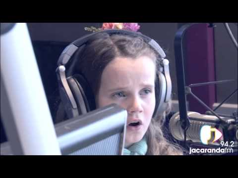 Amira Willighagen sings 'O Mio Babbino Caro' on The Complimentary Breakfast