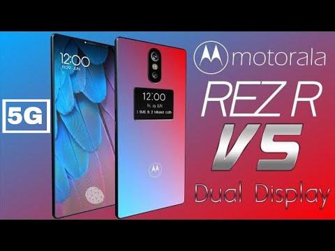 Motorala REZR V5 2018 Trailer Concept Introduction.