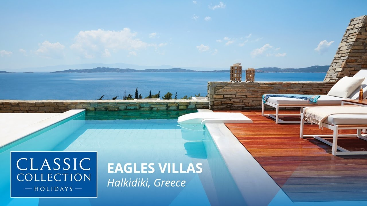 Holidays Villas Eagles Villas Halkidiki Greece Classic Collection Holidays