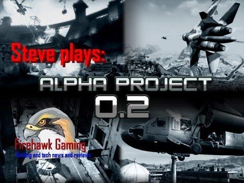 Steve plays: Battlefield 2 Alpha Project