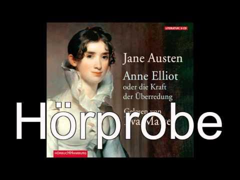 Anne Elliot YouTube Hörbuch Trailer auf Deutsch