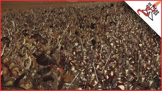 14040 orc boyz vs 4680 greatswords total war warhammer massive battles