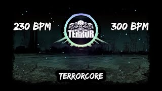 Terrorcore Mix 2020 // 230-300 BPM