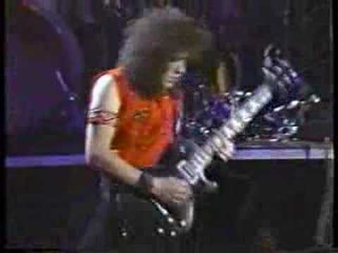 """1983 Ronnie James Dio  """"Rainbow In The Dark"""" (Rock Palace)"""