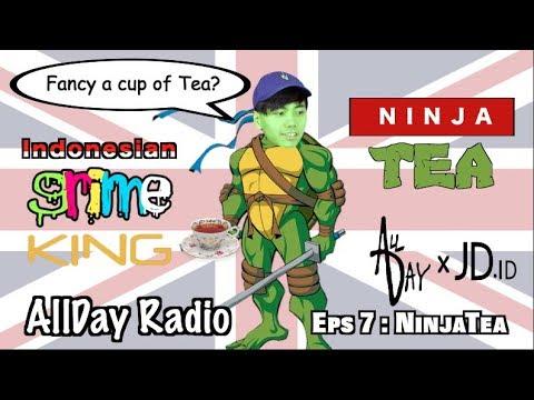 NinjaTea , HIP-HOP OR GRIME??? | AllDay Radio