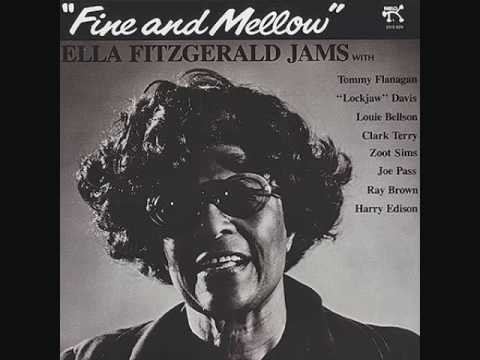Polka Dots and Moonbeams - Ella Fitzgerald