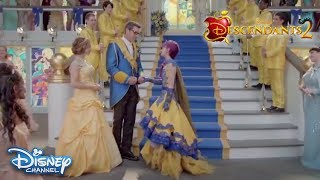 Descendants 2 | Mal Enters The Cotillion | CLIP | Official Disney Channel US