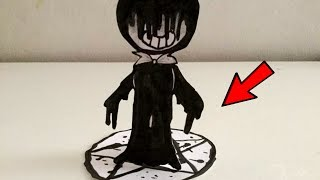 Summoning Bendy Spirit At 3AM   Bendy And The Ink Machine In Real Life(Horror)