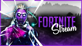 WE'RE RESEARCHING ALL ABOUT THE CUBE WITH GALAXY SKIS!! -FORTNITE LIVE