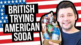 british trying american soda