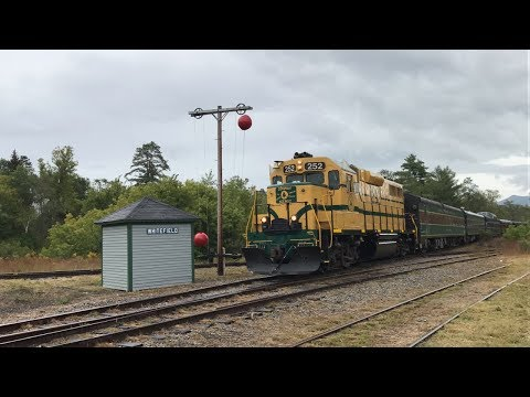 Chasing the Conway Scenic Red Ball Special 9/3/17