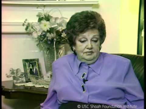 Jewish Survivor Minia Jay Testimony