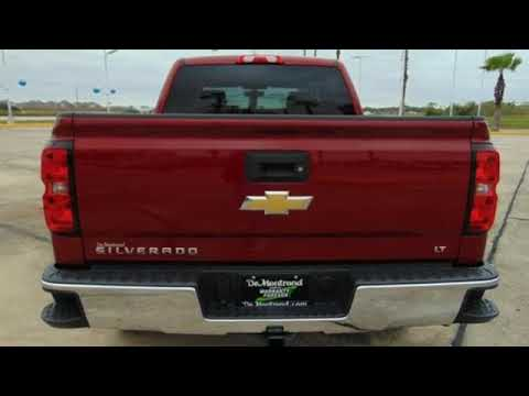 New 2018 Chevrolet Silverado 1500 Texas City TX Houston, TX #C28795
