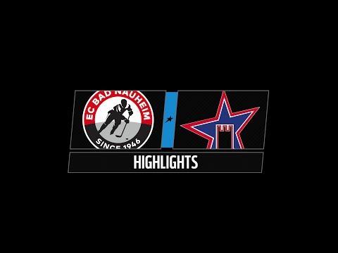 DEL2 Highlights 21. Spieltag | EC Bad Nauheim vs. Ravensburg Towerstars
