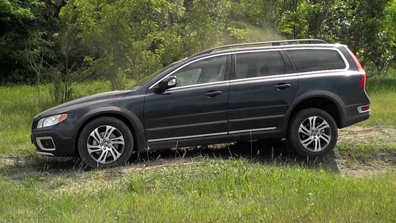 Volvo XC70 D5 OFFROAD - YouTube