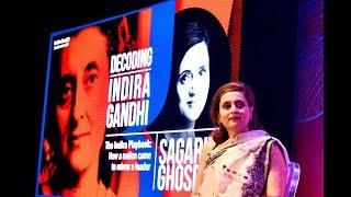Decoding Indira Gandhi - Sagarika Ghose @Algebra
