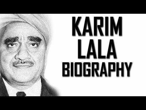 Karim Lala Biography (Yeh Hai Pehla Don)