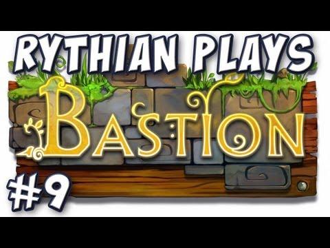 Rythian Plays Bastion #9 - Vengeance is Mine