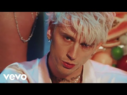 Machine Gun Kelly - why are you here [Official Music Video]