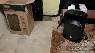 Unboxing / Review Behringer Eurolive B115D