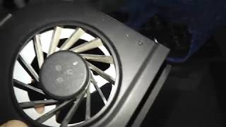 Сильно шумит вентилятор (кулер) в ноутбуке - ремонт своими руками