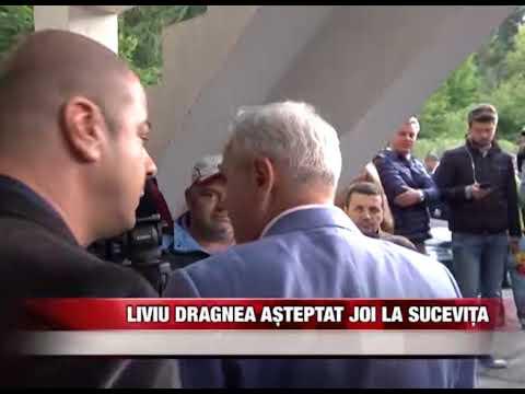 Liviu Dragnea așteptat joi la Sucevița