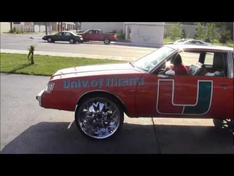 My Bruh Ant Showing Off His Car (Youngstown Ohio)