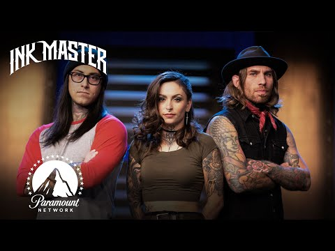 Master Canvas Reveal | Ink Master: Turf War