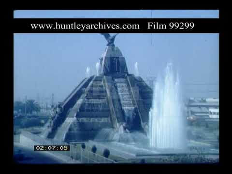 Archaeological Sites and People of Mexico, 1960s - Film 99299