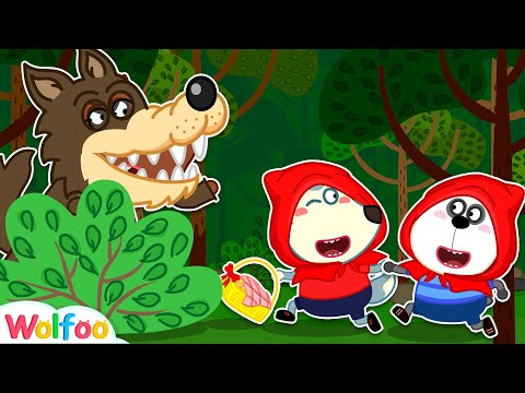 Wolfoo Plays Little Red Riding Hood - Fairy Tales and Bedtime Story | Wolfoo Family Kids Cartoon