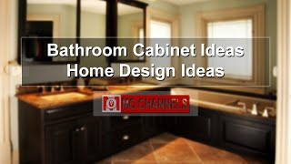 Bathroom Cabinet Ideas Home Design Ideas
