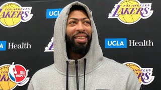 'Never': Anthony Davis says no to the dunk contest | NBA Sound