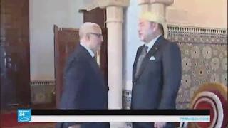 الملك المغربي يعفي عبد الإله بن كيران من تشكيل الحكومة