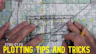 Master How to Plot 6, 8, and 10 Grid Coordinates on a Topographical Map