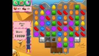 Candy Crush Saga: Level 117 (No Boosters) iPad 4