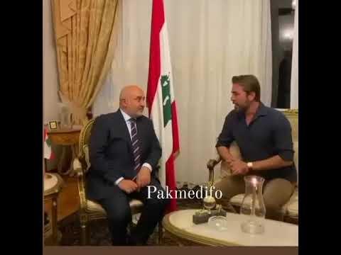 engin altan talks on lebanon blast || sympathy on lebanon people