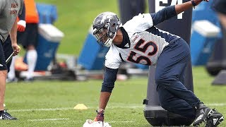Highlights of Rookie Minicamp w/ Bradley Chubb, Courtland Sutton & More | Denver Broncos