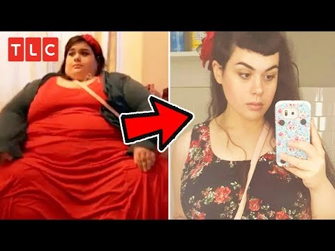 10 INCREDIBLE Weight Loss Stories On My 600-lb Life!