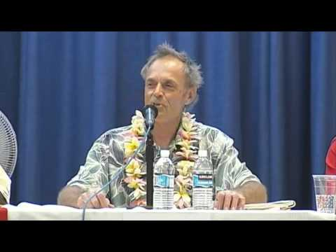 Jasper Moore - Hawaii County Mayoral candidate forum in Kona (Aug. 2008)