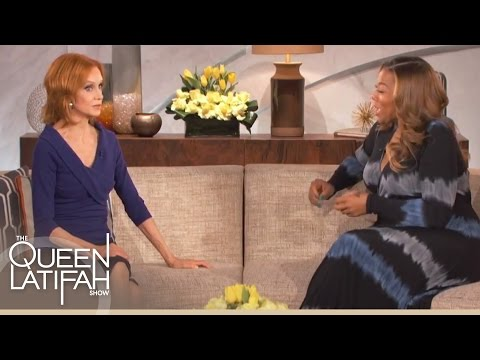 Swoosie Kurtz Talks Melissa McCarthy on The Queen Latifah Show