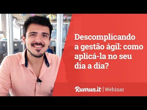 Descomplicando a gestão ágil: como aplicá-la no seu dia a dia? I Webinar Runrun.it