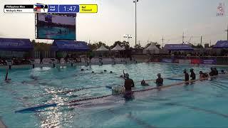 SEA Games - UWH Game 38 MAS M vs PHI M